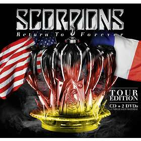 Scorpions: Return to Forever - Tour Edition