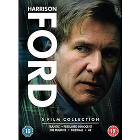 Harrison Ford - 5 Film Collection (UK)