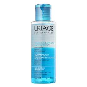 Uriage Waterproof Eye Make-Up Remover Dual-Phase 100ml