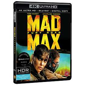 Mad Max: Fury Road (UHD+BD)