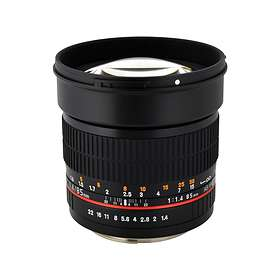 Samyang MF 85/1.4 AS IF MC for Canon