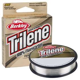 Berkley Trilene 100% Fluorocarbon 0.15mm 150m