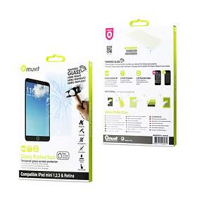 Muvit Tempered Glass Screen Protector for iPad Mini