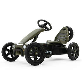 Berg Toys Jeep Adventure Pedal Go-kart