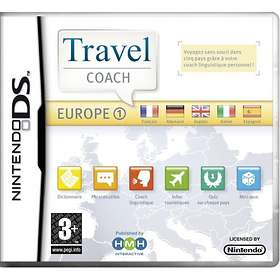 Travel Coach: Europe 1 (DS)