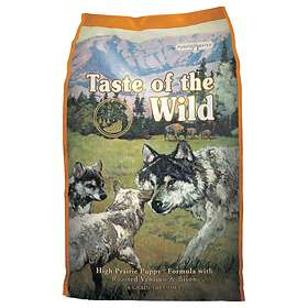 Taste of the Wild Canine High Prairie Puppy 13kg