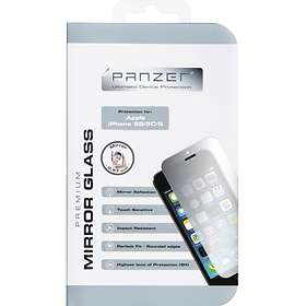 Panzer Premium Mirror Glass Screen Protector for iPhone 5/5s/SE