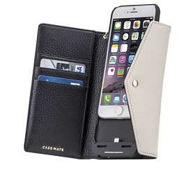 Case-Mate Charging Leather Wristlet Case for iPhone 6/6s
