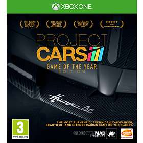 Project CARS - GOTY Edition (Xbox One | Series X/S)