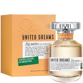 United Colors of Benetton United Dreams Stay Positive edt 80ml