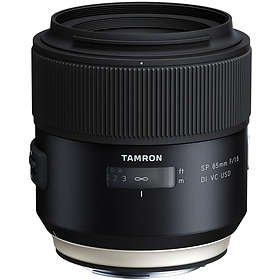 Tamron AF SP 85/1.8 Di VC USD for Canon