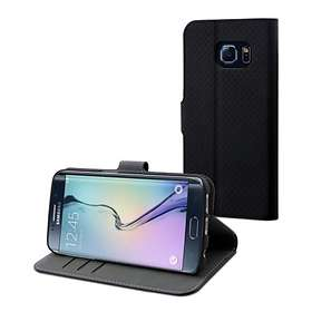 Muvit Wallet Folio Stand Case for Samsung Galaxy S6 Edge