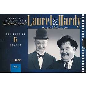 Laurel & Hardy - Exclusive Collection