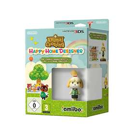 Animal Crossing: Happy Home Designer (incl. Amiibo Isabelle Figure)