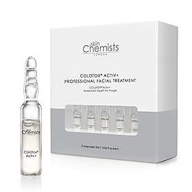 Skin Chemists Coldtox Activ Plus Professional Facial Treatment 5x2ml