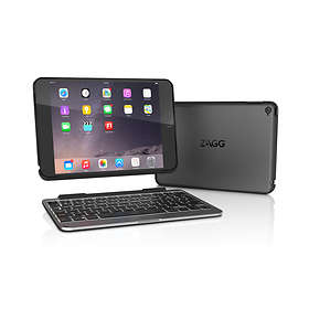 Zagg Slim Book for iPad Mini 4 (Nordisk)