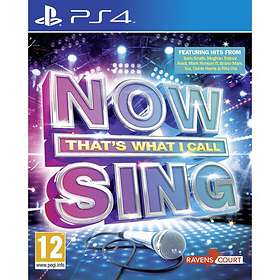 Now That's What I Call Sing (PS4)
