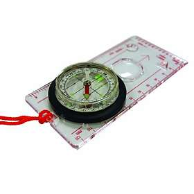 UST Deluxe Map Compass