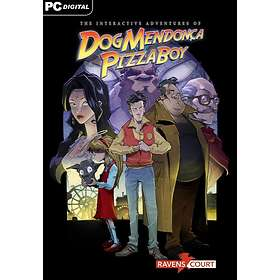 The Interactive Adventures of Dog Mendonça and Pizzaboy (PC)