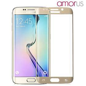 Amorus Tempered Glass Screen Protector for Samsung Galaxy S6 Edge
