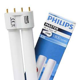 Philips Master PL-L 4-Pin 3500lm 3000K 2G11 40W (Dimmable)