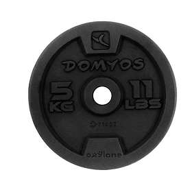 Domyos Cast Iron Weight Disc 28mm 20kg