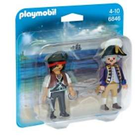 Playmobil Pirates 6846 Pirate and Soldier Duo Pack
