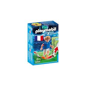 Playmobil Sports & Action 6894 Soccer Player - France