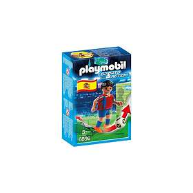 Playmobil Sports & Action 6896 Soccer Player - Spain
