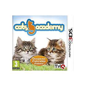Cats Academy 2 (3DS)