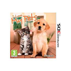 I Love My Pets (3DS)