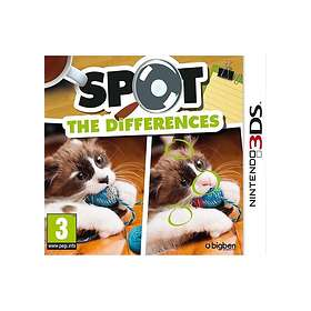 Spot the Differences (3DS)