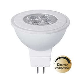 Star Trading Spotlight LED Grooved 680lm 2700K GU5.3 8W (Dimmable)