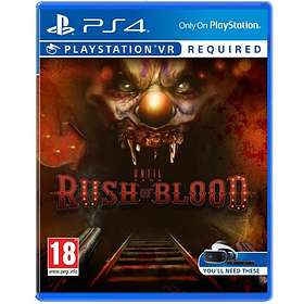 Until Dawn: Rush of Blood (VR) (PS4)