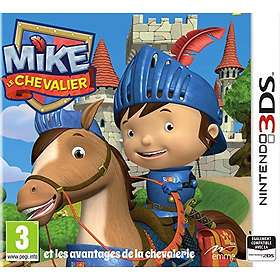 Mike the Knight and the Great Gallop (3DS)