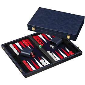 Backgammon: Blue, Medium