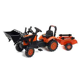 Falk Toys Kubota M7171 + Loader + Trailer (2065AM)