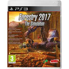 Forestry 2017 - The Simulation (PS3)