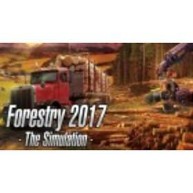 Forestry 2017 - The Simulation (Wii U)
