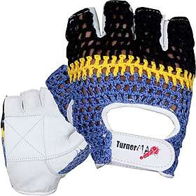 Turner Sports Turnermax Crochet Leather Weight Lifting Gloves