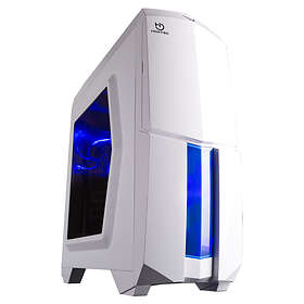 Hiditec NG-X1 White (White/Transparent)