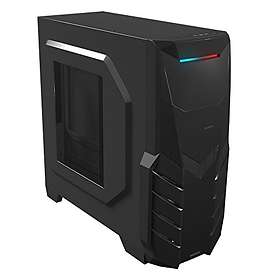 Tacens Mars Gaming MC316 (Black/Transparent)