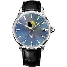 Ball Watch Trainmaster Moon Phase NL3082D-LLJ-BE