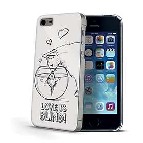 Celly Love is Blind Cover for iPhone 5/5s