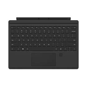Microsoft Surface Pro 4 Type Cover with Fingerprint ID (EN)