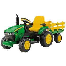 Peg Perego John Deere Ground Force Tractor 12V