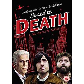 Bored to Death - The Complete Series