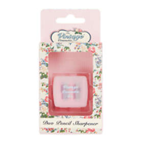 The Vintage Cosmetic Company Duo Pencil Sharpener