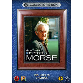 Inspector Morse - Collector's Box