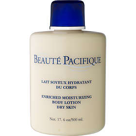 Beaute Pacifique Enriched Moisturizing Dry Skin Body Lotion 500ml
